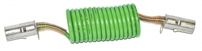 16T(3.0M) ELECTRICAL COIL GREEN 'S' C-W METAL PLUGS (3G)
