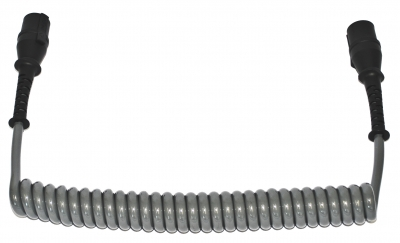 3.0M ELECT COIL GREY H/DUTY 'N' TYPE C-W MOULDED PLUGS (R&A)