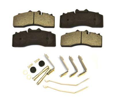 BRAKE PAD SET WVA29227 c/w fitting kit | All Truck & Trailer