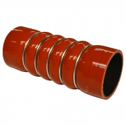 SILICONE HOSE REPL MAN OD:65XL:180MM RED