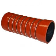 SILICONE HOSE REPL MAN 78.5X225MM RED