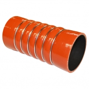 SILICONE HOSE REPL MAN OD:90XL:205MM RED