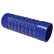 SILICONE HOSE REPL MAN OD:90XL:290MM BLUE