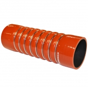 SILICONE HOSE REPL MAN OD:90XL:290MM RED