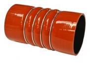 SILICONE HOSE REPL MERCEDES D:100XL:190MM RED
