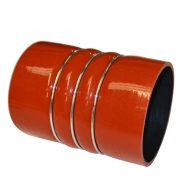 SILICONE HOSE REPL MERCEDES D:115XL:160MM RED