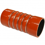 SILICONE HOSE REPL MERCEDES OD: 83XL:200MM RED