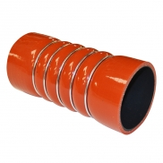 SILICONE HOSE REPL MERCEDES OD:85XL:200MM RED