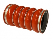 SILICONE HOSE REPL SCANIA D:80XL:182MM RED
